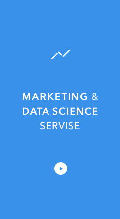MARKETING & DATA SCIENCE SERVISE